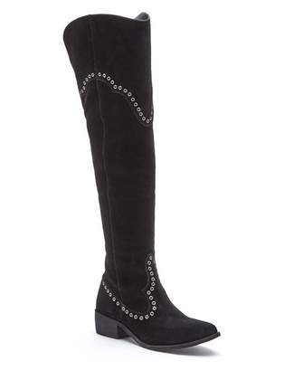 Matisse Skyline Suede Over-the-Knee Boot