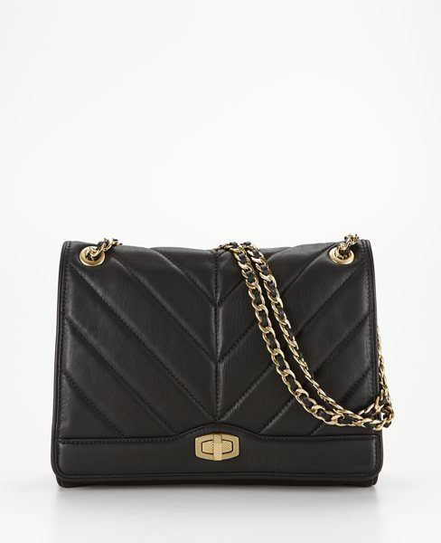 Quilted Leather Townhouse Bag