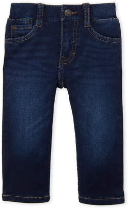 Levi's Infant Boys) Denim-Look Knit Pull-On Pants