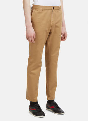 Gucci Cotton Drill Chino Pants in Beige