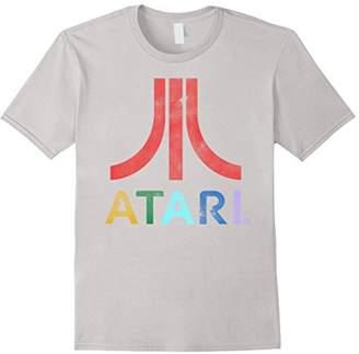 Atari Retro Gaming Logo T-Shirt