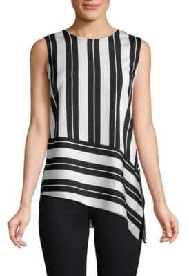Calvin Klein Sleeveless Striped Top
