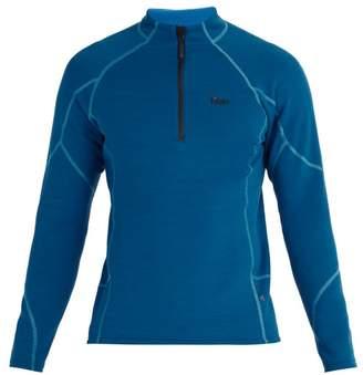 Tilak - Serak Fleece Top - Mens - Blue