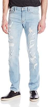 GUESS Men's Slim Straight Jean