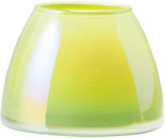Vietri Italian Glass Votive - Light Green