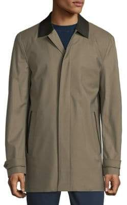 Loro Piana Concealed Button-Through Jacket