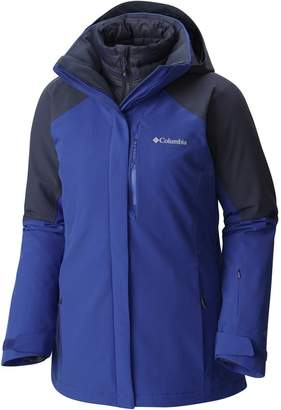 Columbia Herz Mountain Interchange Hooded Jacket - Women's