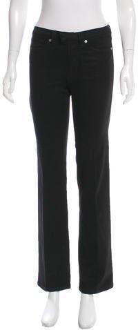 Dolce & GabbanaD&G Mid-Rise Straight-Leg Jeans