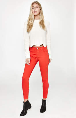 Roux Pacsun Red Perfect Fit Jeggings