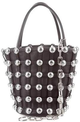 Alexander Wang 2018 Roxy Cage Bucket Bag