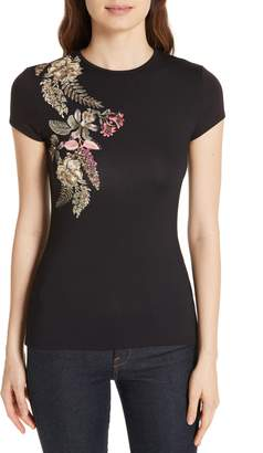 Ted Baker Hallie Pirouette Fitted Tee