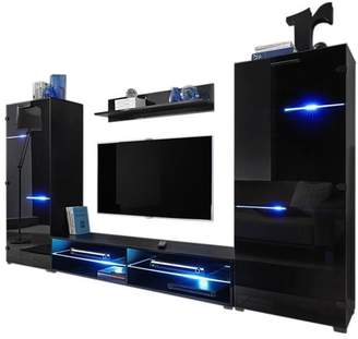 Latitude Run Pledger Entertainment Center for TVs up to 70""
