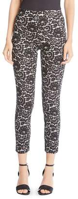 Karen Kane Piper Lace Print Pants