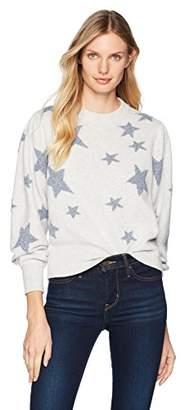 Rebecca Taylor Women's Star Intarsia Pullover