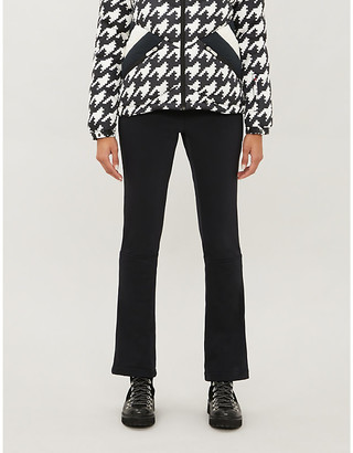 Perfect Moment Ancelle high-rise shell skinny ski trousers