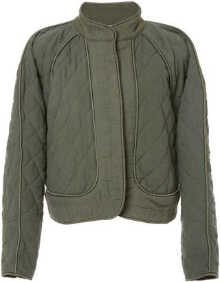 Sea Romy Quilted Cotton Jacket