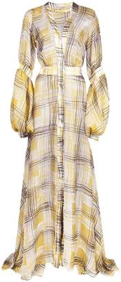 Silvia Tcherassi Farollilo maxi shirt dress