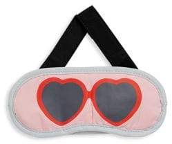 Flight 001 Sunglasses-Print Eye Mask