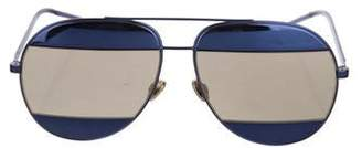Christian Dior Tinted Aviator Sunglasses w/ Tags