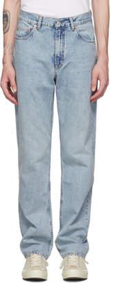 Our Legacy Blue Second Cut Jeans