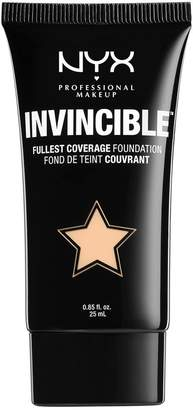 NYX Invincible Fullest Coverage Foundation - INF01 Ivory