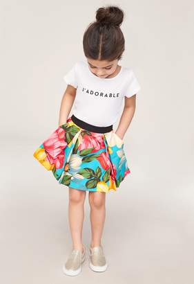 Milly Minis MillyMilly J'Adorable Tee