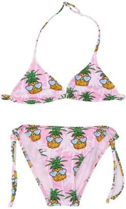 MC2 Saint Barth Kids pineapple printed bikini