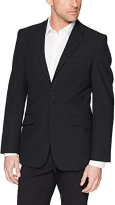 Perry Ellis Men's Slim Fit Washable Tech Jacket
