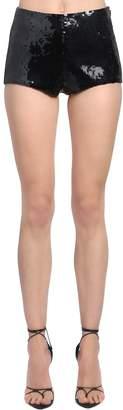 Saint Laurent Sequined Shorts