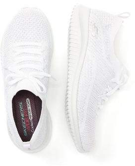Penningtons Wide-Width Slip On Sneakers with Laces - Skechers