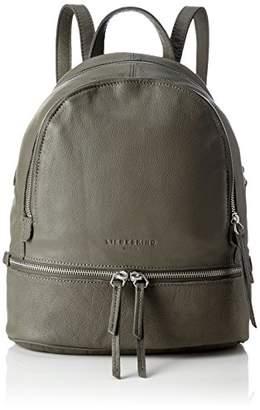 Liebeskind Berlin Lotta7 Vintag, Women's Backpack Handbag, Grau (Storm Grey), 11x32x26 cm (B x H T)