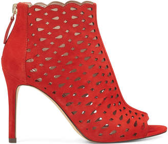 Nine West Mubina Open Toe Booties