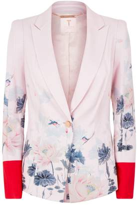 Ted Baker Naimh Lake of Dreams Blazer