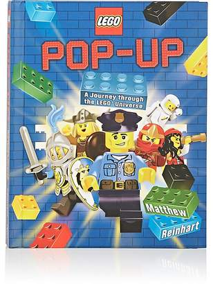 Scholastic Pop-Up: A Journey Through The LEGO® Universe