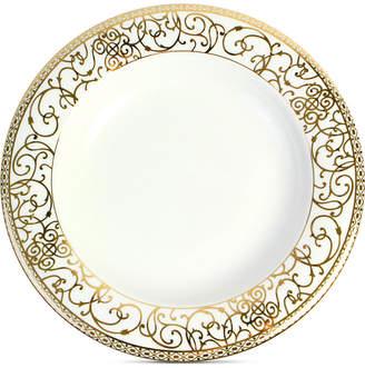 Athena Darbie Angell Gold Round Platter