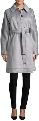 Marissa Webb Women's Lacey Bonded Coat
