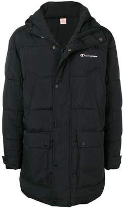 Champion padded popper coat