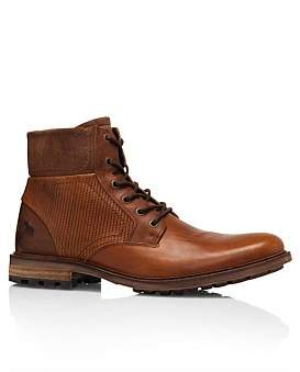 Wild Rhino Southport Leather Lace Up Boot