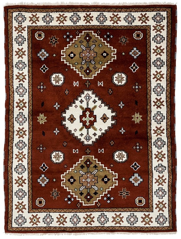 "Bloomingdale's Bloomingdale's Serapi Vibrance Collection Oriental Area Rug, 5'9"" x 8'1"""