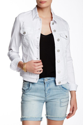 ASHLEY MASON Decon Denim Jacket $48 thestylecure.com