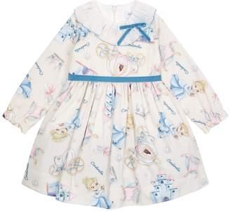 MonnaLisa Cinderella Corduroy Dress