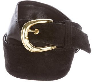 Alice by Temperley Leather Wrap-Around Belt $70 thestylecure.com