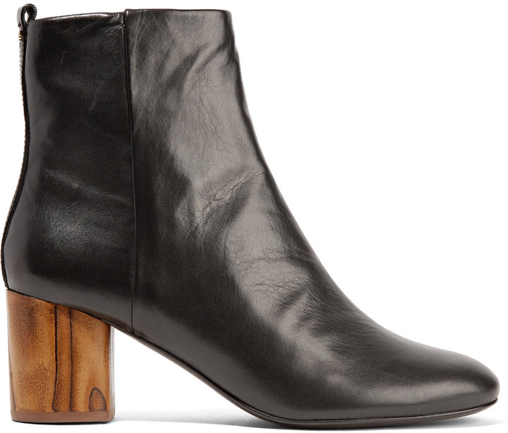 Tory BurchTory Burch Madera leather ankle boots