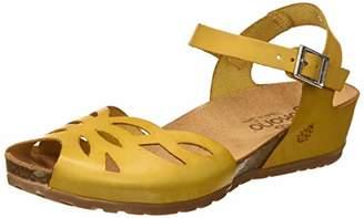 5d62c8ac5 Yokono Women s Capri 003 Vaquetilla Ankle Strap Sandals