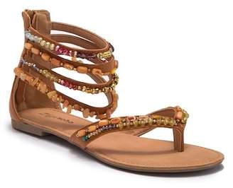 Ziginy Talisa Jeweled Sandal