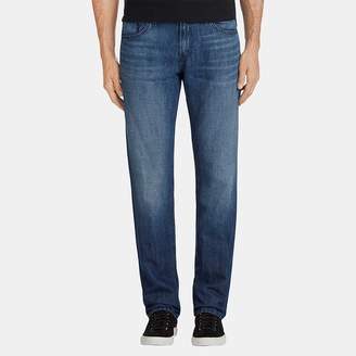 J Brand Kane Straight Leg Jean in Algol Wash