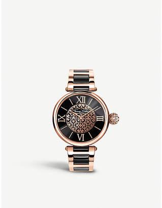 Thomas Sabo WA0280 Karma Arabesque stainless steel watch