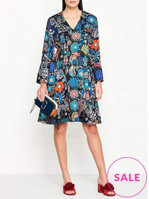 Paul Smith Enso Floral Print Tunic Dress