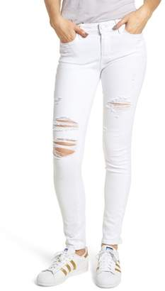 Paige Verdugo Ripped Ultra Skinny Jeans