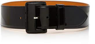 Maison Vaincourt M'O exclusive Patent-Leather Belt